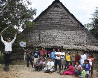 Maloca de la Chorrera, Amazonas